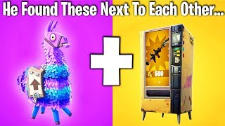TOP 10 LUCKIEST MOMENTS IN FORTNITE HISTORY (#1 will never happen again)