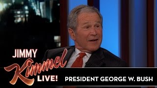 President George W. Bush on Donald Trump
