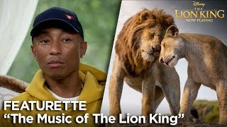"""""""The Music of The Lion King"""" Featurette   The Lion King"""