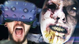 P.T. 2 IN VR!?? | Unreal P.T. (HTC Vive Virtual Reality)