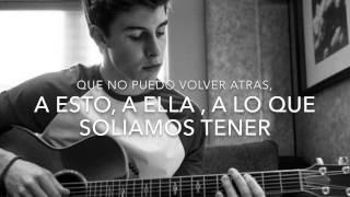 Bring It Back - Shawn Mendes (español)