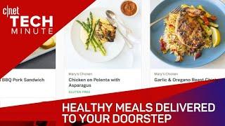 Healthy meals delivered to your doorstep