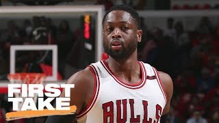 Stephen A. Proclaims Dwyane Wade Will Join Heat Or Cavaliers This Season | First Take | ESPN