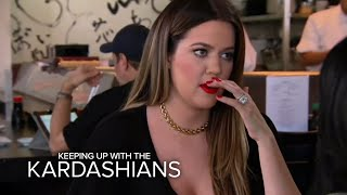 KUWTK   Khloe Freaked Out By All the Drama   E!