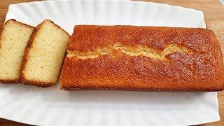 Tasty Pound Cake Recipe, Easy, Simple & Best Pound Cake loaf cake , Vanilla White Cake  Eid recipes