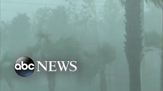 Hurricane Michael makes landfall
