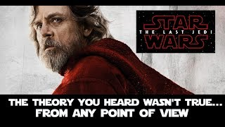 The Last Jedi: What went wrong? (A Theory about Star Wars Theories)