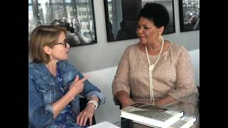 """Katie Couric talks to Alice Marie Johnson about her new book, """"After Life."""""""