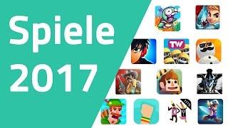 Die besten Spiele Apps 2017 für Android & iPhone