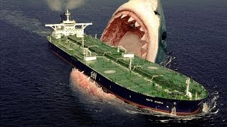 Megalodon Sharks still lives!! Evidence that MEGALODON is not extinct.
