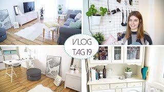WOHNUNGSTOUR - Daily Vlog #19 | Lovethecosmetics