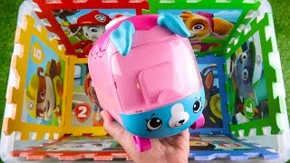 Characters, vehicles & colors: Shopkins, Ben & Holly, Peppa Pig. Learn videos for children