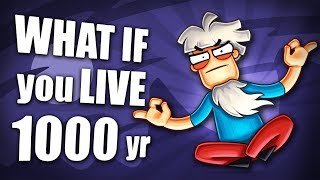 What If You Live 1000 Years?