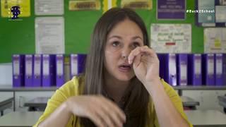 Giovanna Fletcher on #Back2School Bullying (Anti-Bullying)