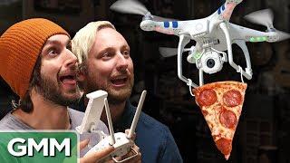 Pizza Drone Challenge