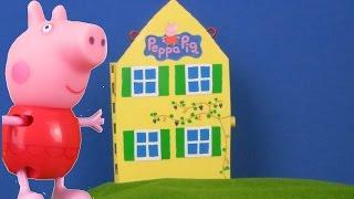 PEPPA PIG WUTZ deutsch: Neue Villa Sonnenschein 2016   Peppa Pig Peppa Wutz Sammlung auf deutsch