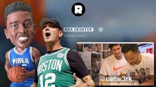 Ben Simmons Bobblehead and Boban Marjanovic | NBA Desktop With Jason Concepcion | The Ringer