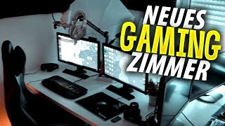 Mein neues Gaming Zimmer