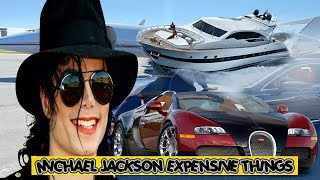 10 MOST EXPENSIVE THINGS PREVIOUSLY OWNED BY POP STAR MICHAEL JACKSON