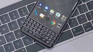 BlackBerry KEYone - My Experience!