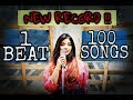 1 BEAT - 100 SONGS (New Record) FIRST FE...mp3