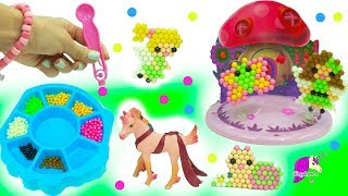 Make Your Own Fairy & Unicorn Horse Beados - Magical Water Beads - Video