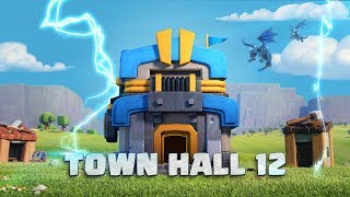 Town Hall 12 In Action (Clash of Clans Official)