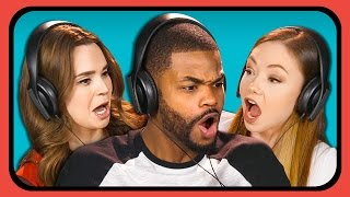 YOUTUBERS REACT TO IMPORTANT VIDEOS PLAYLIST