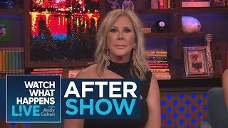 After Show: Is Vicki Gunvalson Planning On Marrying Steve Lodge? | RHOC | WWHL