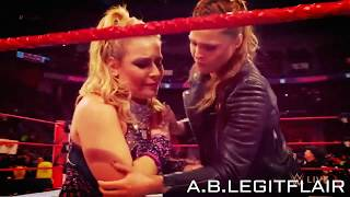 WWE Female Superstars MV - Legends Never Die (Tks 500 subs)