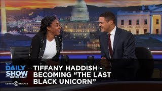 "Tiffany Haddish - Becoming ""The Last Black Unicorn"" - Extended Interview: The Daily Show"