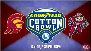 Ohio State and USC set for a Cotton Bowl thriller | ESPN