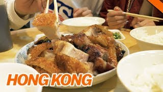 BEST ROASTED BBQ MEATS IN HONG KONG // Fung Bros World Tour