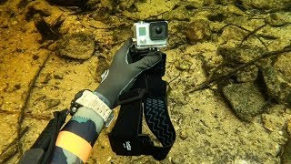 Found GoPro Underwater Lost 4 Years Ago! (Reviewing the Footage) | DALLMYD
