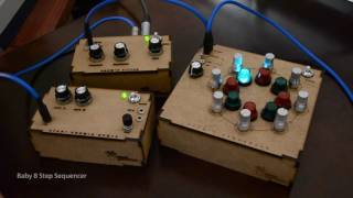 Modular garden - DIY synthesizer part 1