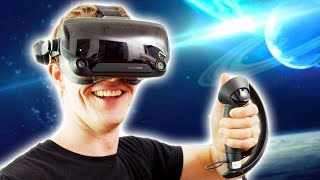 Maybe VR isn't dead after all... - Valve Index Review