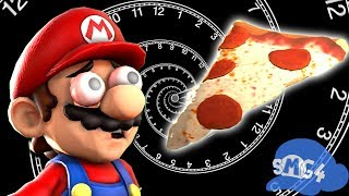 SMG4: Mario waits for pizza