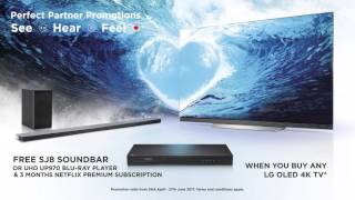 Perfect Partner Promotion | See Hear Feel