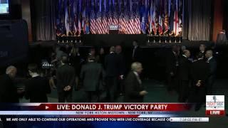 Full Event: Donald Trump Victory Speech 11/8/16
