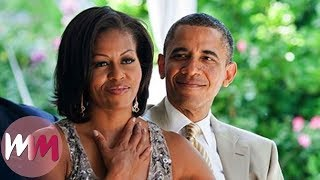 Top 10 Times Michelle & Barack Obama Made Us Believe In Love