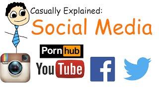 Casually Explained: Social Media