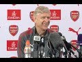 Wenger: Arsenal in talks to sign Aubamey...mp3