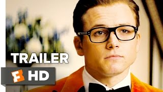 Kingsman: The Golden Circle Trailer #1 (2017) | Movieclips Trailers