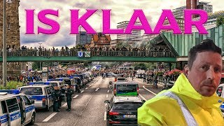 IS KLAAR !!!! Zuschauer Videos  Highlights von der Autobahn