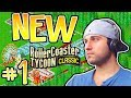 NEW RollerCoaster Tycoon Classic P1 | Fr...mp3