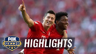 Bayern Munich vs. 1. FSV Mainz 05 | 2019 Bundesliga Highlights