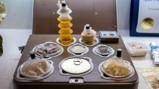 Tasting Astronaut Food: Inside NASA