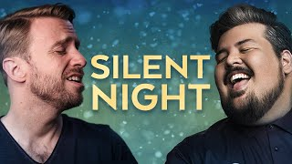 Silent Night - Peter Hollens feat. Mario Jose