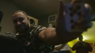 Revenge Documentary Bonus: J. Cole does magic card trick for T-Minus