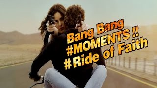 Making of BANG BANG! - Ride Of Faith | Hrithik Roshan & Katrina Kaif
